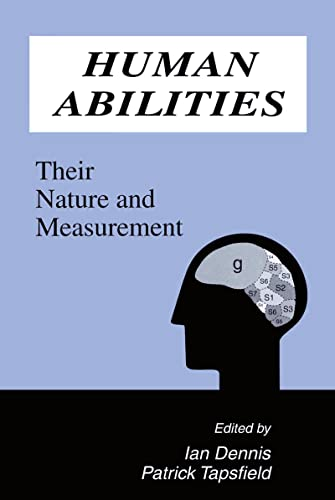9780805818000: Human Abilities: Their Nature and Measurement
