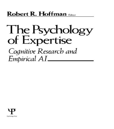 9780805819007: The Psychology of Expertise: Cognitive Research and Empirical Ai