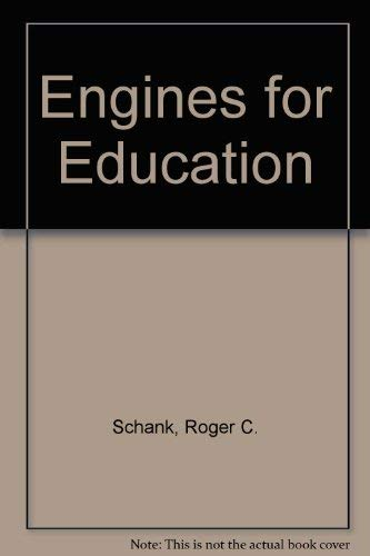 9780805819441: Engines for Education