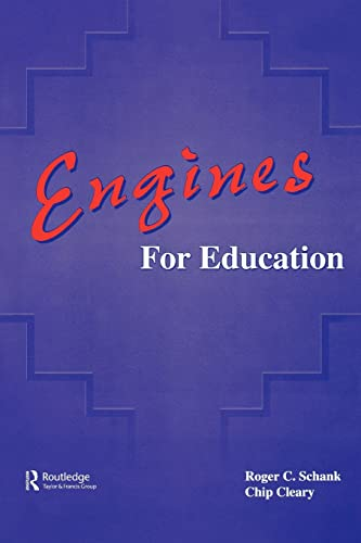 9780805819458: Engines for Education PR