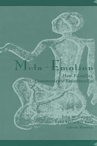 9780805819960: Meta-Emotion: How Families Communicate Emotionally