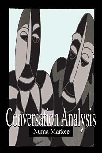 conversation analysis research