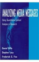 9780805820195: Analyzing Media Messages: Using Quantitative Content Analysis in Research: Using Quantitative Context Analysis in Research (Communication)