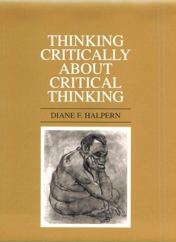 9780805820324: Thinking Critically About Critical Thinking