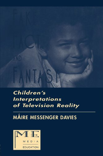 9780805820478: Fake, Fact, and Fantasy: Children's Interpretations of Television Reality (Routledge Communication Series)