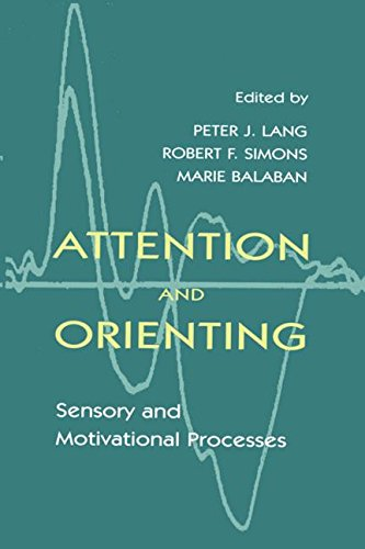 9780805820898: Attention and Orienting: Sensory and Motivational Processes