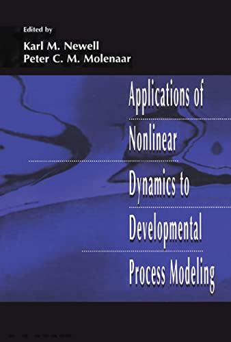 9780805821154: Applications of Nonlinear Dynamics To Developmental Process Modeling