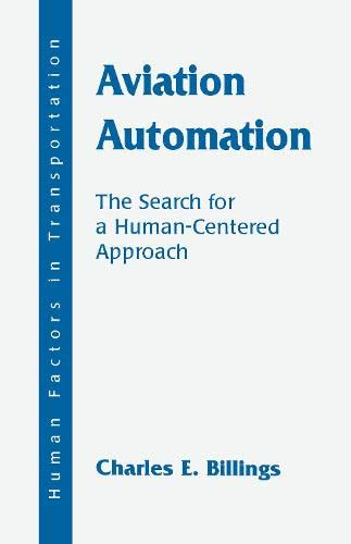 9780805821260: Aviation Automation: The Search for A Human-centered Approach (Human Factors in Transportation)