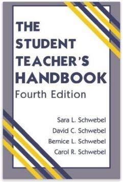 9780805821291: The Student Teacher's Handbook