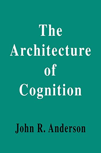 9780805822335: The Architecture of Cognition