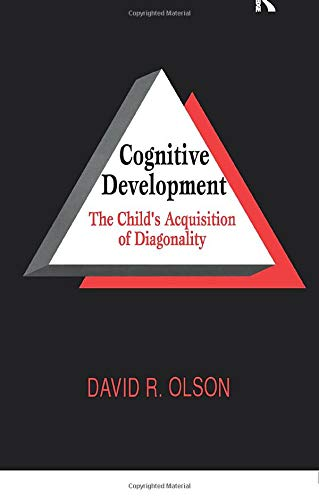 9780805823028: Cognitive Development: The Child's Acquisition of Diagonality