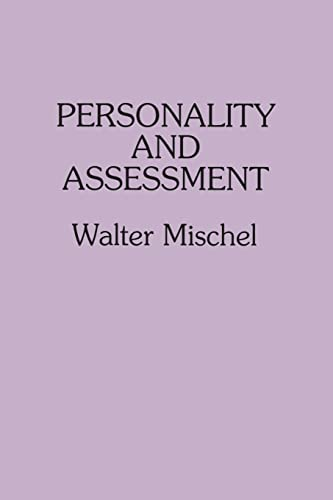9780805823301: Personality and Assessment