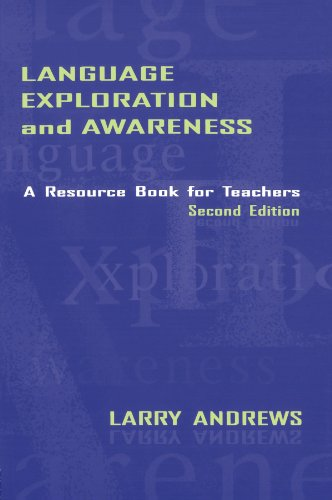 9780805823677: Language Exploration and Awareness: A Resource Book for Teachers