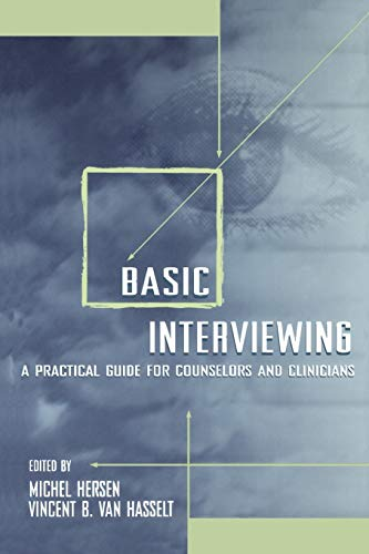 9780805823691: Basic Interviewing: A Practical Guide for Counselors and Clinicians