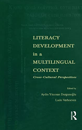 9780805824421: Literacy Development in A Multilingual Context: Cross-cultural Perspectives