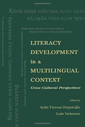 9780805824438: Literacy Development in A Multilingual Context: Cross-cultural Perspectives