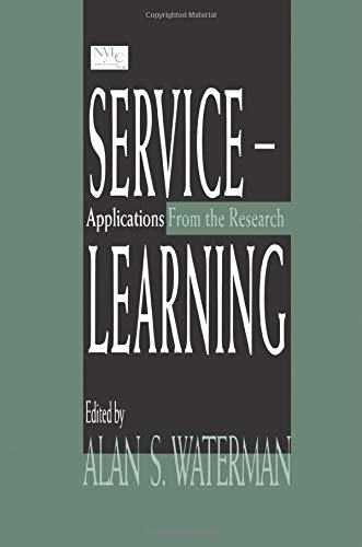 9780805825367: Service-learning: Applications From the Research