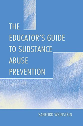 9780805825947: The Educator's Guide To Substance Abuse Prevention