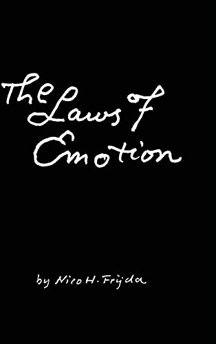 9780805825978: The Laws of Emotion