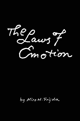 9780805825985: The Laws of Emotion