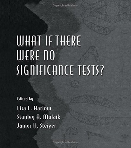 9780805826340: What If There Were No Significance Tests? (Multivariate Applications)