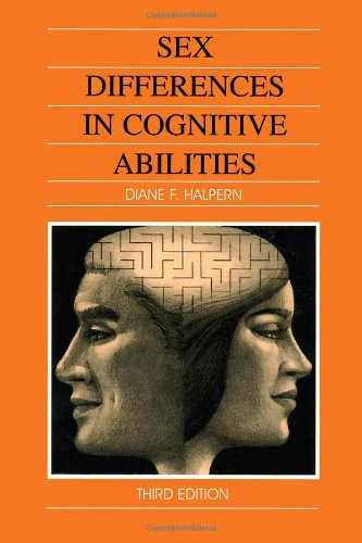 9780805827910: Sex Differences in Cognitive Abilities: 3rd Edition