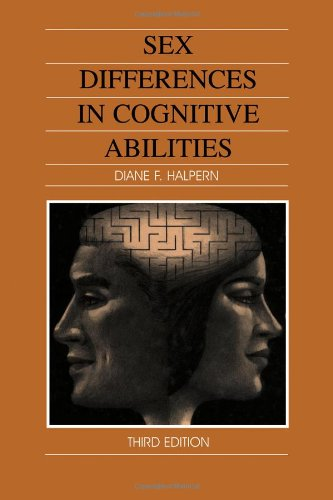 9780805827927: Sex Differences in Cognitive Abilities: 3rd Edition