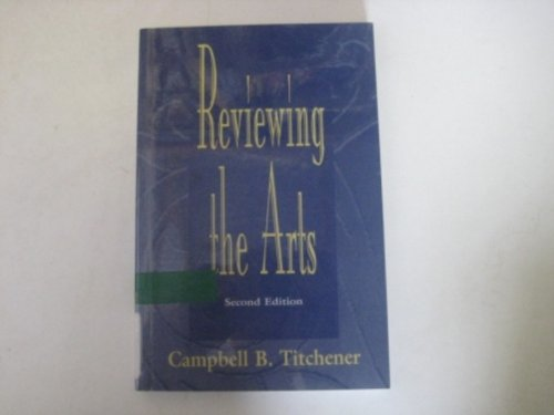 9780805828092: Reviewing the Arts (Lea's Communication)
