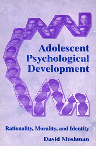 9780805828580: Adolescent Psychological Development: Rationality, Morality, and Identity
