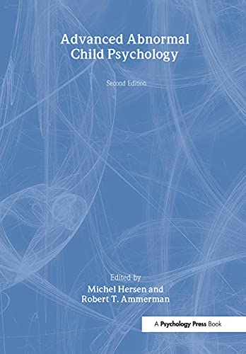 9780805828665: Advanced Abnormal Child Psychology