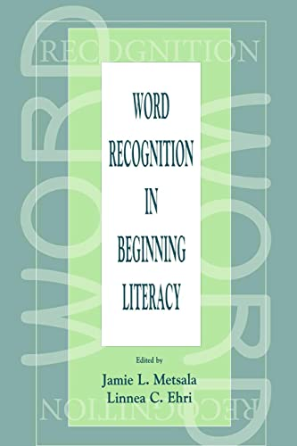 9780805828993: Word Recognition in Beginning Literacy