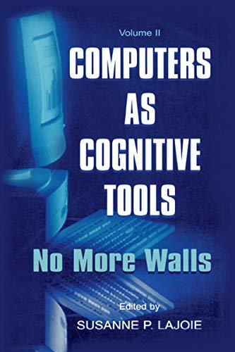 9780805829310: 2: Computers As Cognitive Tools: Volume Ii, No More Walls (Volume 2)