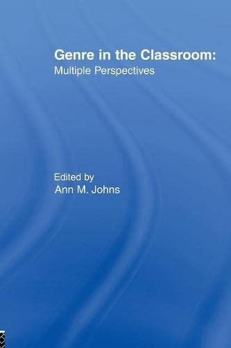 9780805830743: Genre in the Classroom: Multiple Perspectives: Theories, Research and Practice