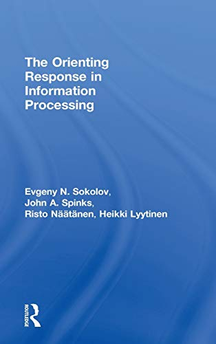 9780805830811: The Orienting Response in Information Processing