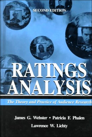 9780805830989: Ratings Analysis: Theory and Practice (Lea's Communication Series)