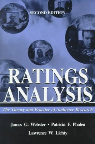 9780805830996: Ratings Analysis: Theory and Practice
