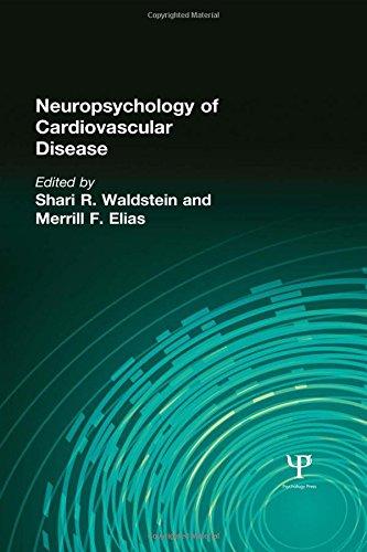 9780805831030: Neuropsychology of Cardiovascular Disease