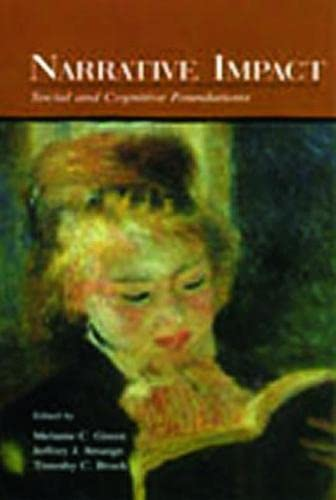 9780805831245: Narrative Impact: Social and Cognitive Foundations