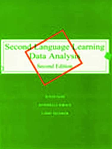 an analysis of the data on first language acquisition Educ1040 second language acquisition and learning  analysis of classroom data  how children acquire their first language.