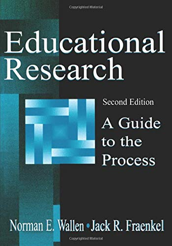 9780805832808: Educational Research: A Guide To the Process