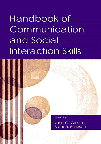 9780805834178: Handbook of Communication and Social Interaction Skills (Routledge Communication Series)