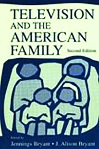 9780805834215: Television and the American Family (Lea's Communication Series)