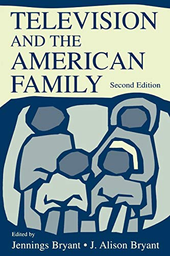 9780805834222: Television and the American Family (Lea's Communication Series)
