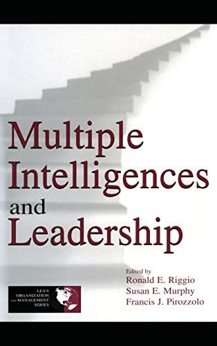 9780805834666: Multiple Intelligences and Leadership (Organization and Management Series)