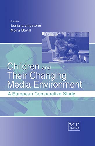 9780805834987: Children and Their Changing Media Environment: A European Comparative Study (Routledge Communication Series)