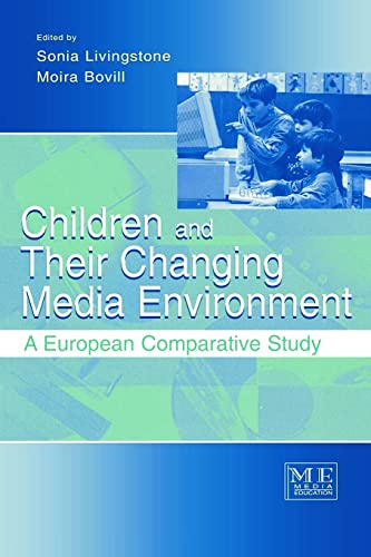 9780805834994: Children and Their Changing Media Environment: A European Comparative Study (Routledge Communication Series)