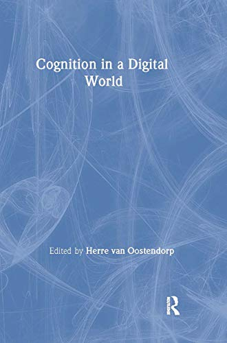 9780805835076: Cognition in A Digital World