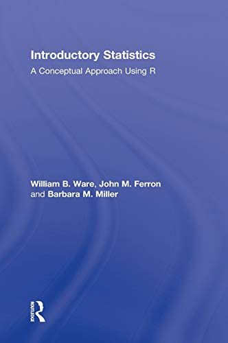 9780805836516: Introductory Statistics: A Conceptual Approach Using R