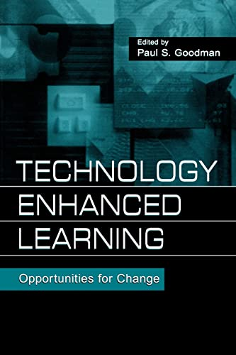 9780805836660: Technology Enhanced Learning: Opportunities for Change