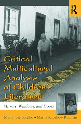 9780805837117: Critical Multicultural Analysis of Children's Literature: Mirrors, Windows, and Doors (Language, Culture, and Teaching Series)